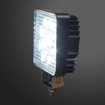 LED Arbeitsscheinwerfer 9x3W 12V Offroad Scheinwerfer KFZ LKW SUV Anhänger – Bild $_i
