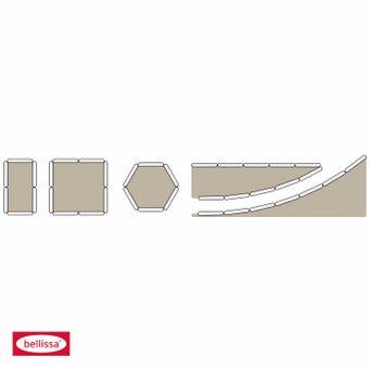 bellissa Gabione Leonardo Steinmauer L60xH30xB10 cm – Bild $_i