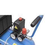 Güde Kolbenkompressor Kompressor-Set 301/10/50 12-tlg.