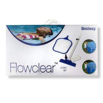 Bestway Pool / Swimmingpool Reinigungsset 3-tlg. – Bild $_i
