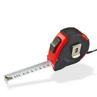 "Rollmaßband / Maßband 7,5 m ""Self-Locking"" mit Magnet – Bild $_i"