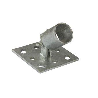 Pfostenträger Einschlaghülse Bodenhülse Ø 34 mm – Bild $_i