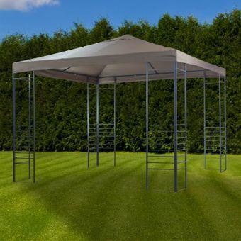Garten Pavillon Sonnenschutz 3x3 Nizza  – Bild $_i