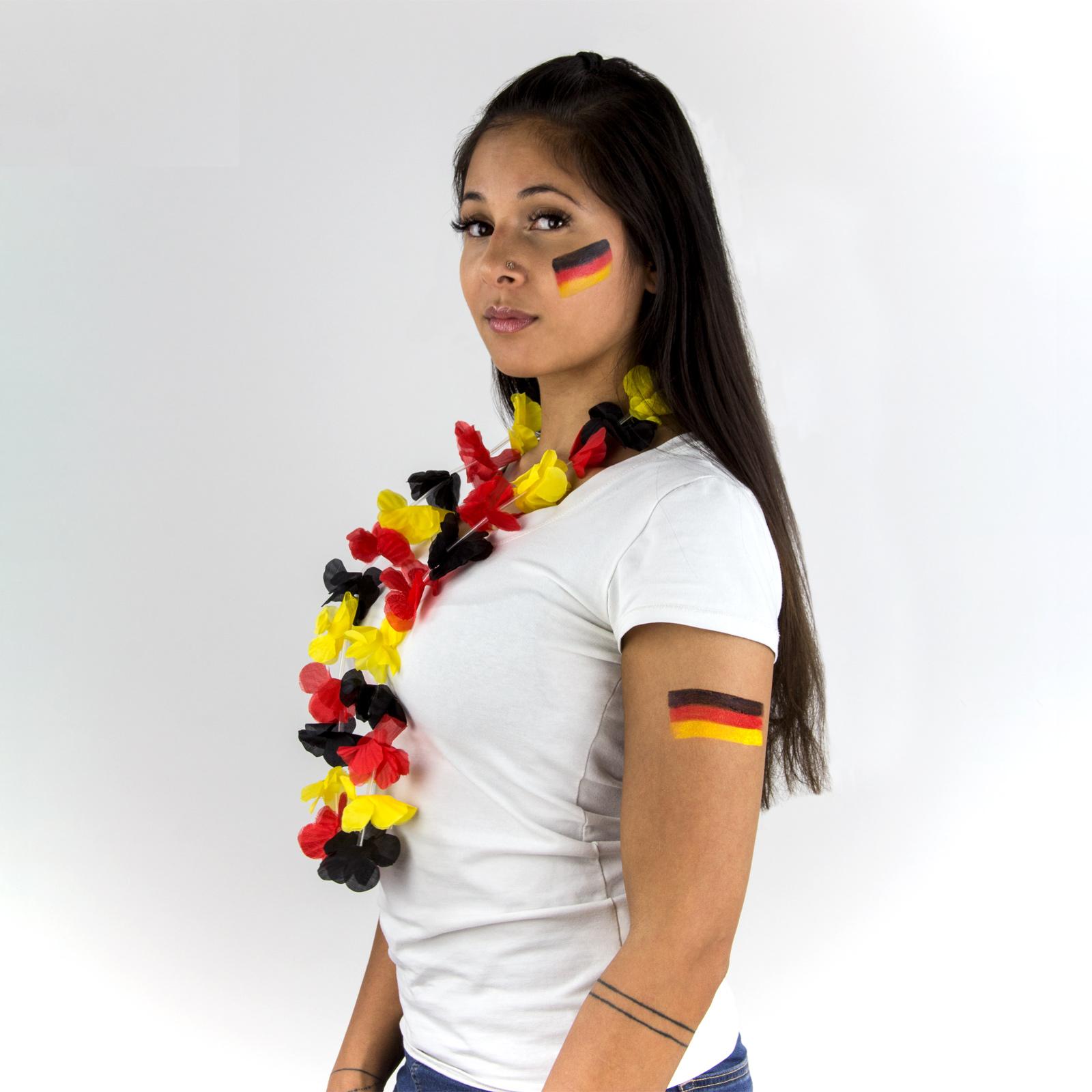 Dema Schminkstift Deutschland Fussball Fanschminke 70065
