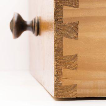 Holz Zinkenfräse / Zinkenfräsgerät DZFG300 – Bild $_i