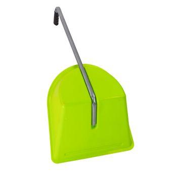 Mistboy / XL Mistschaufel grün Iffezheim mit Mistkratzer – Bild $_i