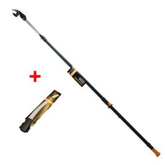 Fiskars Schneidgiraffe PowerGearX UPX86 inkl. Adapter-Astsäge – Bild $_i