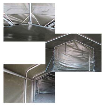 Weidezelt Weideunterstand Lagerzelt Weide Unterstand Zelt Belfast 8,40 x 3,66 m – Bild $_i