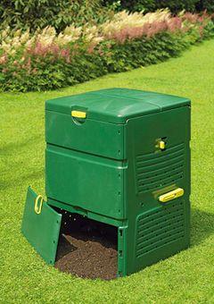 Juwel Gartenkomposter / Thermokomposter 600 Liter AEROPLUS 6000 – Bild $_i