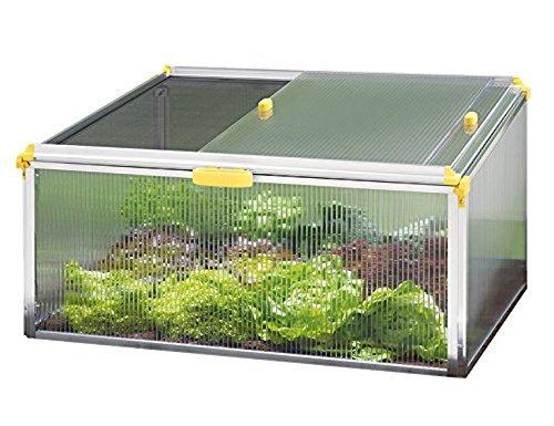 Juwel BIOSTAR PRO Protect Frühbeet 1000 oder 2000 Beet Gartenbeet Garten Beet 20151