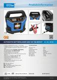 Güde Auto Batteriladegerät Batterie Ladegerät GAB 12V-15A Boost Batterielader