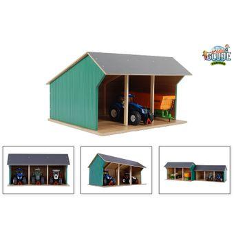 Kids Clobe Spielzeug Bauernhof Schuppen 1:32