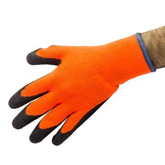 Arbeitshandschuhe Thermo Winter Handschuhe Gr. 9 - 11 – Bild $_i