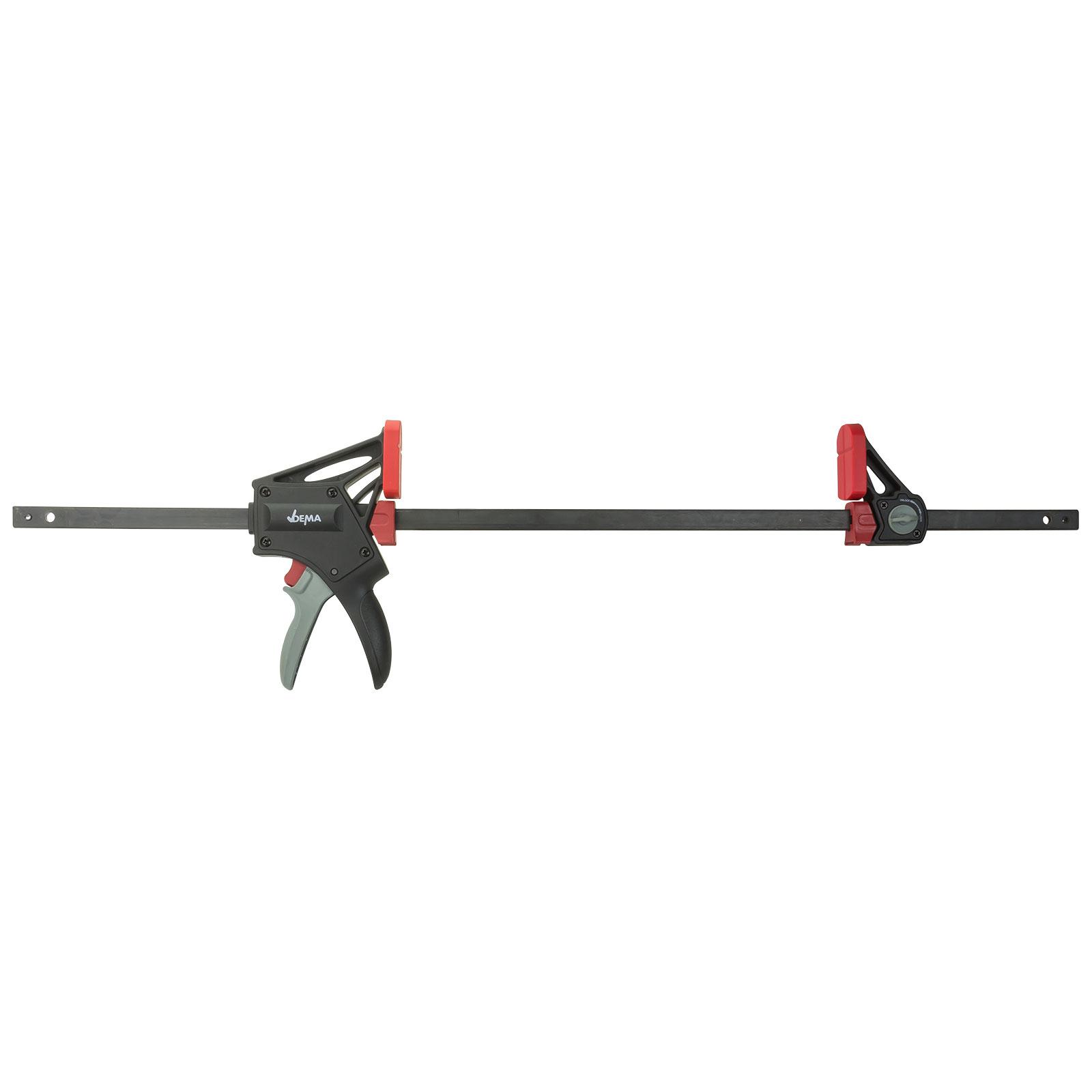 Einhandzwinge / Schnellspannzwinge 150 - 600 mm