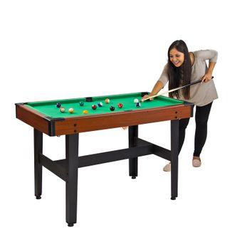 """Billardtisch / Billard Pool Tisch """"Salzburg"""" 123x67x79/81 cm – Bild $_i"""
