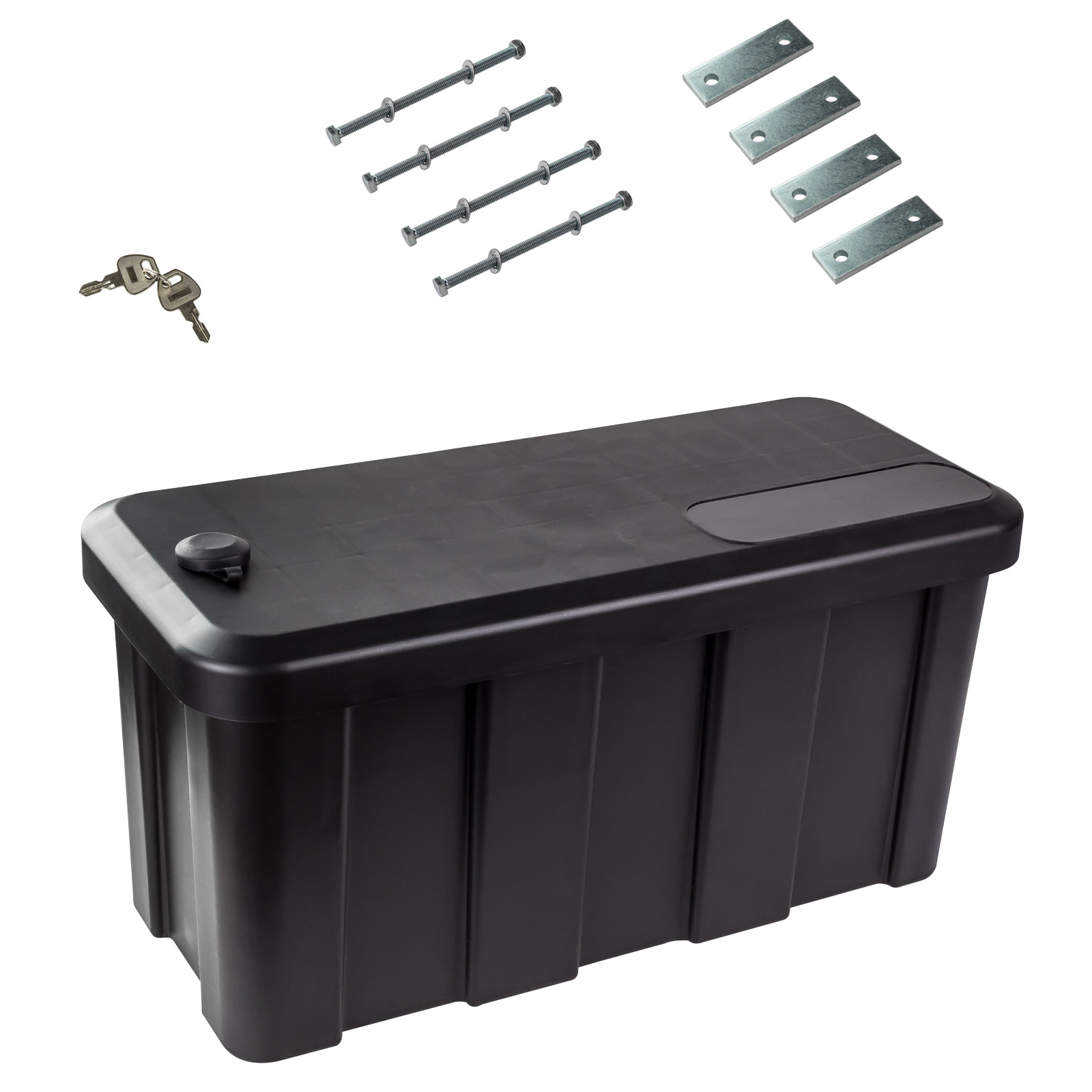 Dema Deichselbox / Werkzeugkasten / Staukasten DDB25 für Pkw, Lkw, Anhänger 24545