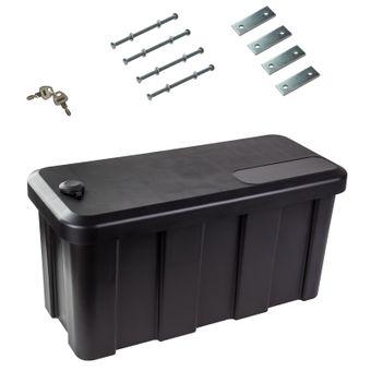 Deichselbox Werkzeugkasten DDB25 für Pkw Anhänger