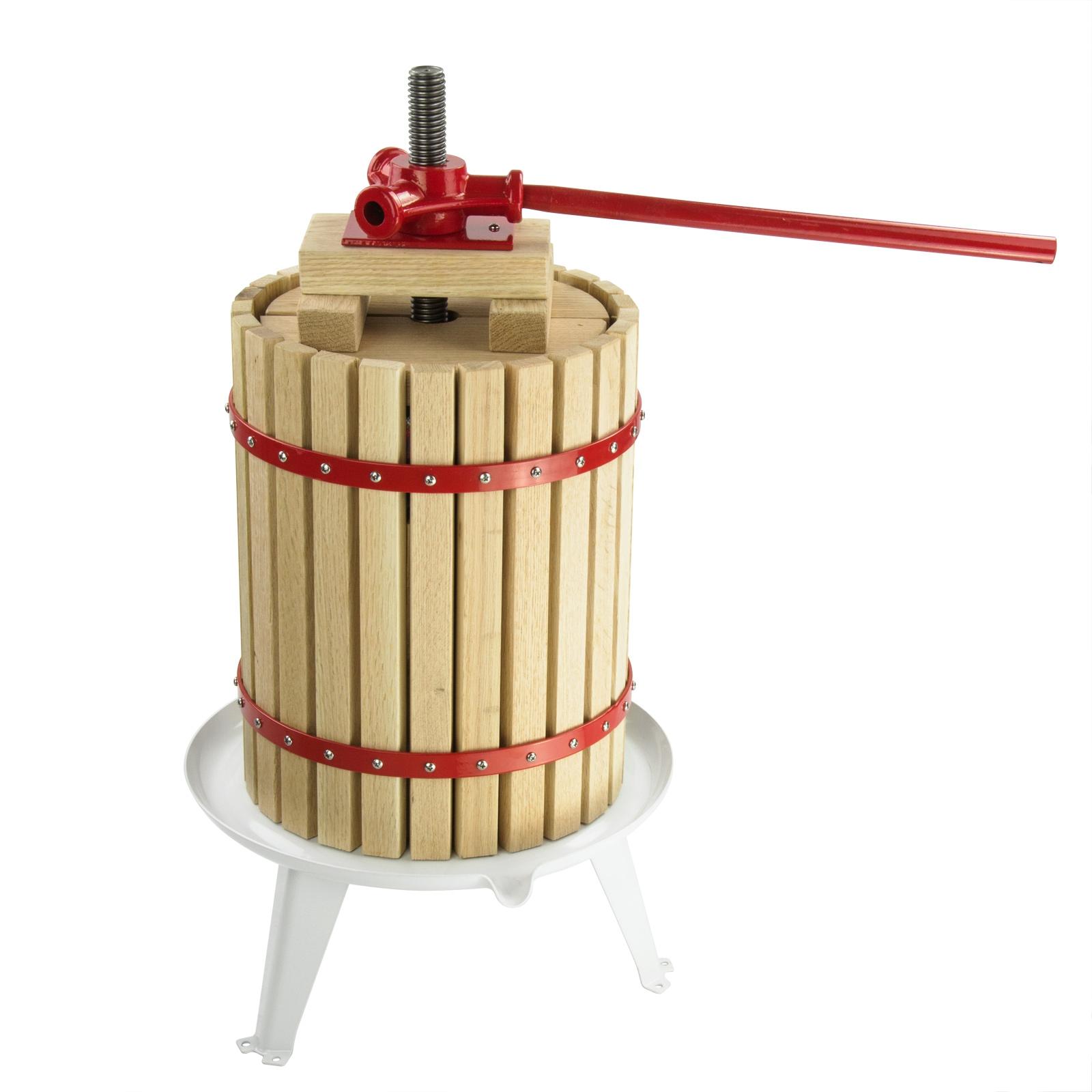 Dema Obstpresse Beerenpresse BP 6 / 12 / 18 Liter Saftpresse Weinpresse Preße Obst 30001