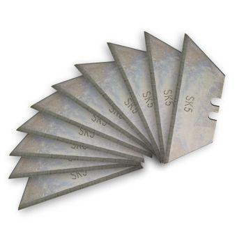 10x Trapezklingen für Sicherheitsmesser 60x19 – Bild $_i