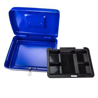 Geldkassette DGK250 blau – Bild $_i