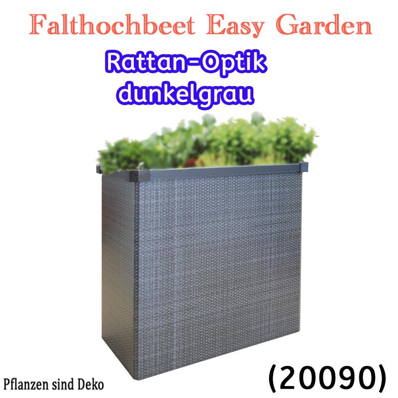 JUWEL Falt-Hochbeet Terrasse Balkon Easy Garden urban gardening 20090