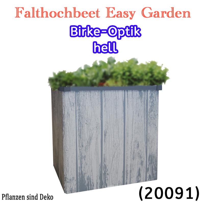 JUWEL Falt-Hochbeet Terrasse Balkon Easy Garden urban gardening 20091