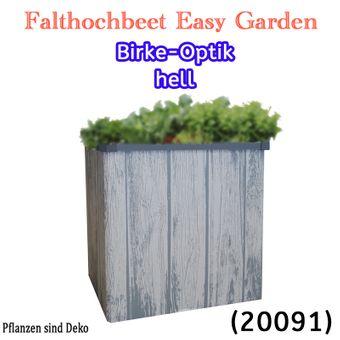 JUWEL Falt-Hochbeet Terrasse Balkon Easy Garden urban gardening – Bild $_i