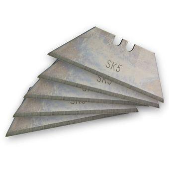 5x Trapezklingen für Sicherheitsmesser 60x19 – Bild $_i