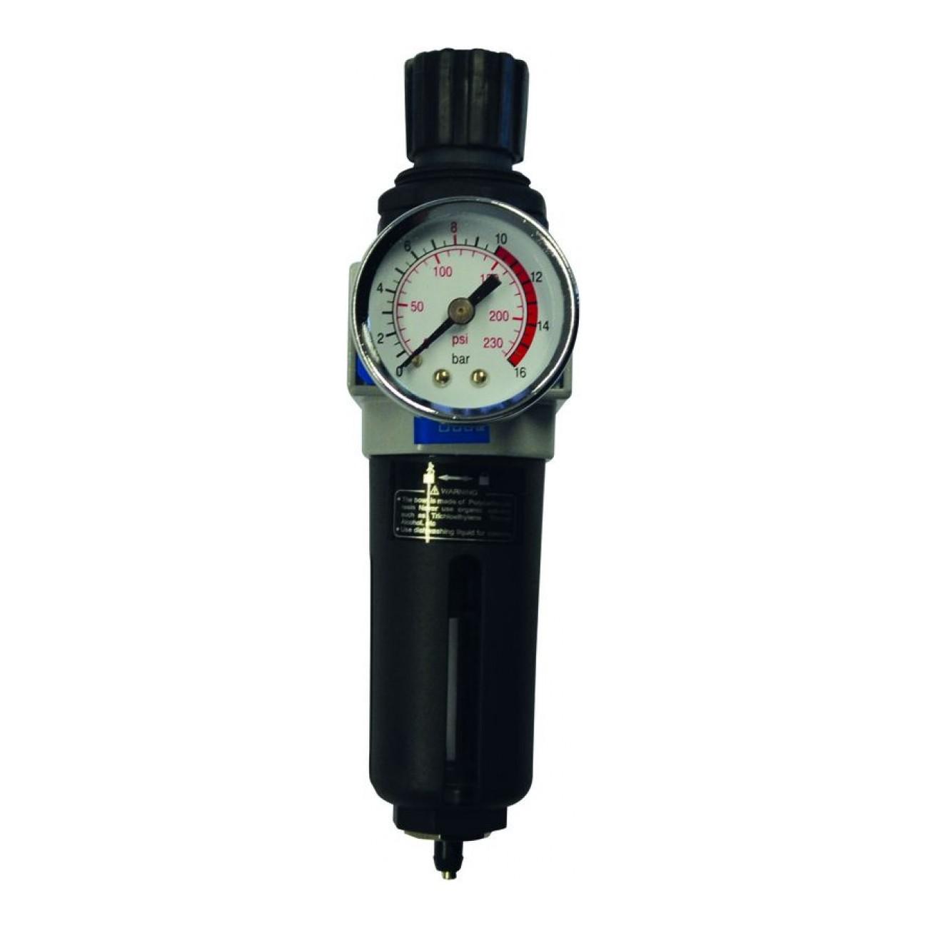 Güde Filter-Druckminderer Wasserabscheider 1/4 SB 41082