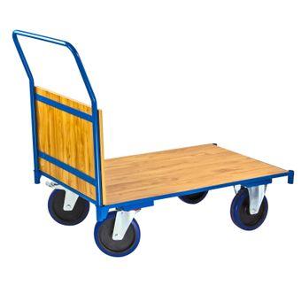 ADB Transportwagen 1000x600 mm Plattenwagen Ladefläche Handwagen Transportkarre – Bild $_i