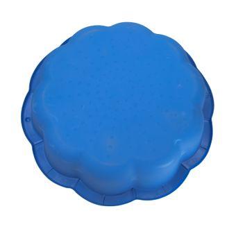 """Sandkasten / Planschbecken """"Blume"""" blau – Bild $_i"""