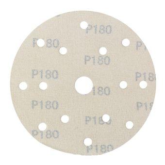 Exzenter Schleifscheiben 150 mm P180 (10 Stück) – Bild $_i