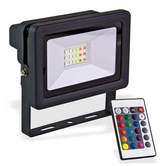 LED-Strahler bunt 20 W – Bild $_i