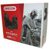 Forst KWF Schnittschutz-Stiefel Oregon YUKON Leder Class1/ S2/EN ISO