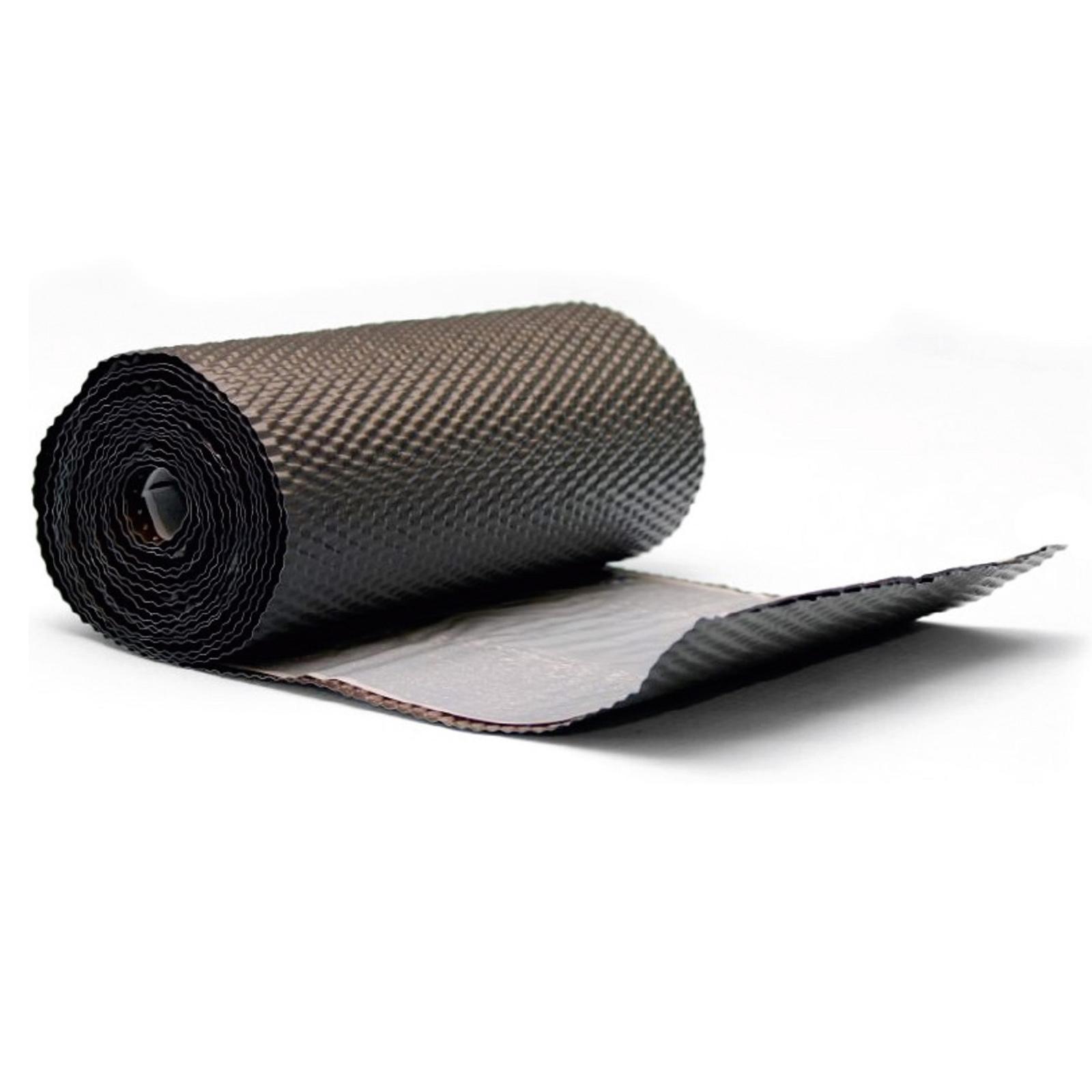 Befestigungstechnik Kaminanschluss Wandanschlussband Schlussband Dachrolle Kamin Alu 300mm schwarz 770106