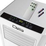 Mobiles Klimagerät DMK 9000 Luftkühler Ventilator Klimaanlage Ionisator 2,6 kW