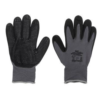 Handschuhe Montagehandschuhe Grip GMHG Größe 8 (M) - 12 (XXXL) – Bild $_i