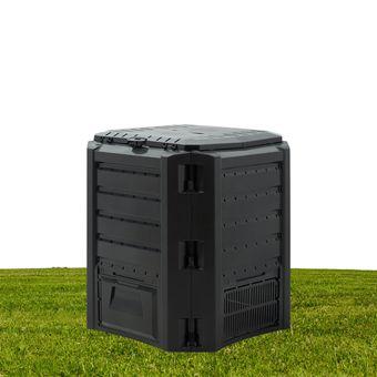 Komposter Schnellkomposter aus Kunststoff verschiedene Größen – Bild $_i