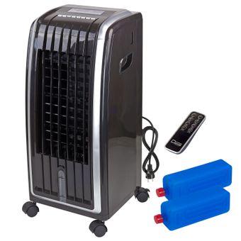 3in1 Luftkühler Ventilator Klimagerät Luftbefeuchter Luftreiniger Befeuchtung – Bild $_i