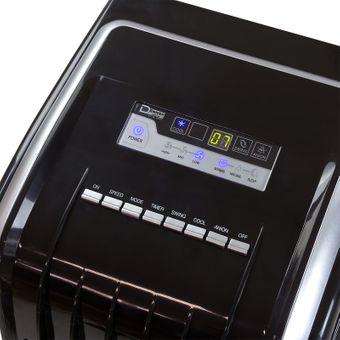 3in1 Luftkühler / Ventilator / Befeuchtungsgerät mit Fernnbedienung, 75W – Bild $_i
