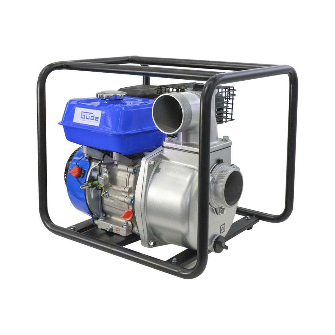 Güde Motorpumpe Wasserpumpe Benzinwasserpumpe Schmutzwasserpumpe GMP 50.25 94505