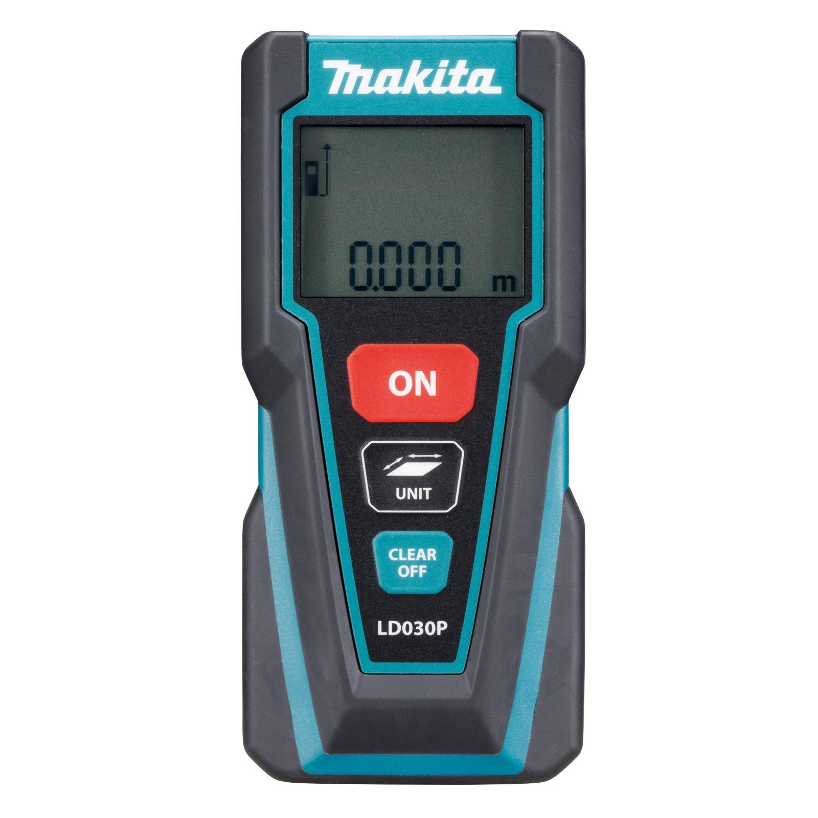 Makita Laser Entfernungsmesser 30 mtr LP030P Entfernungsmessgerät 16065