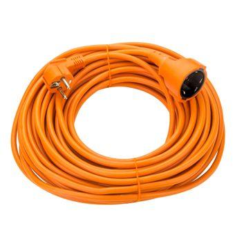 Verlängerungskabel orange H05VV-F 3G1,5mm² 10 bis 30 Meter – Bild $_i