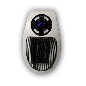 Vintec Heizlüfter/Elektroheizer mobil VT500N 500 Watt Mini-Heizer – Bild $_i