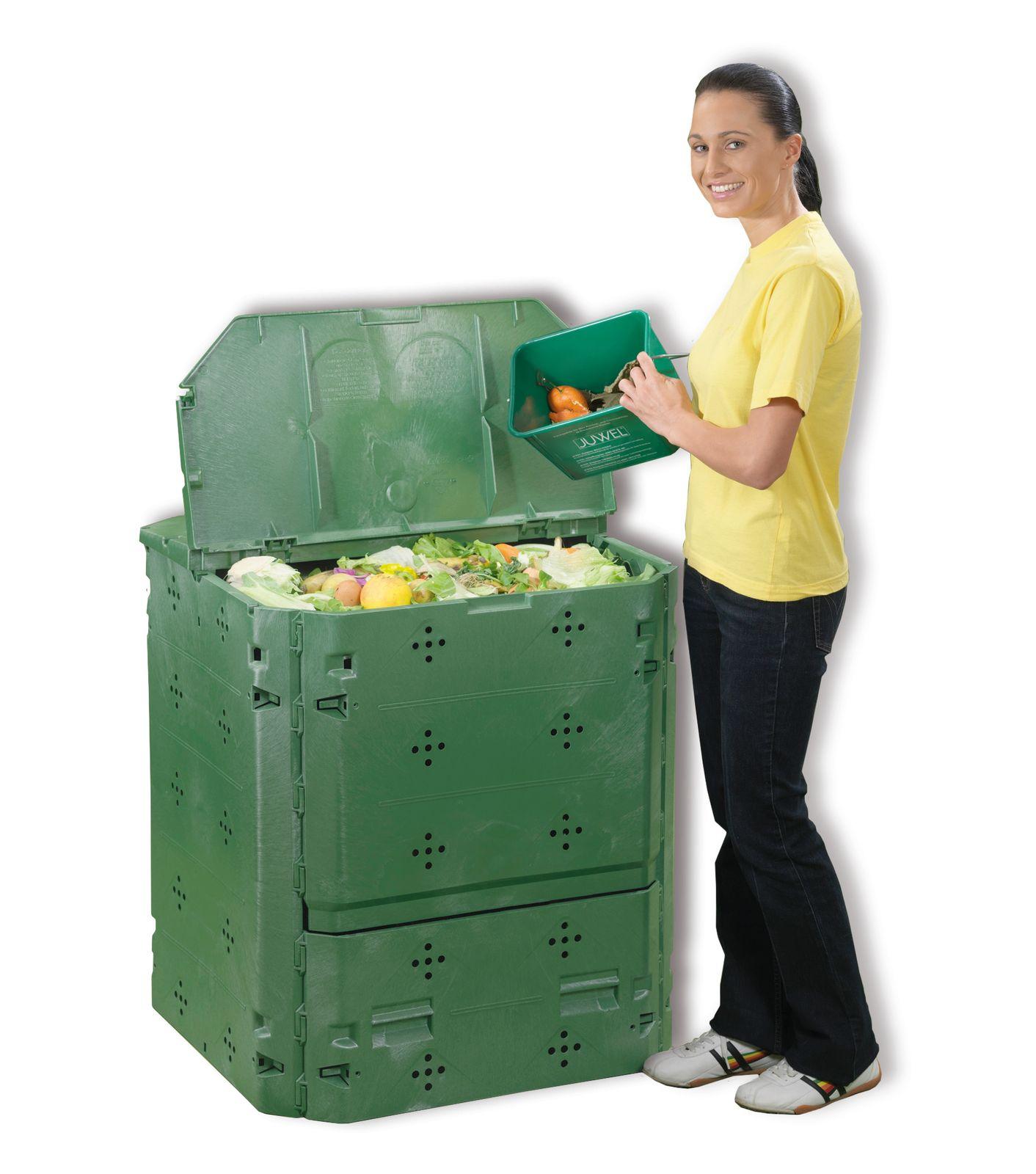 Juwel Ganzjahres-Komposter BIO 400 Liter Komposter Schnellkomposter 20161