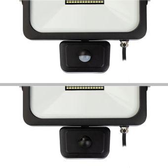 LED-Strahler Slim 50W Sensor – Bild $_i