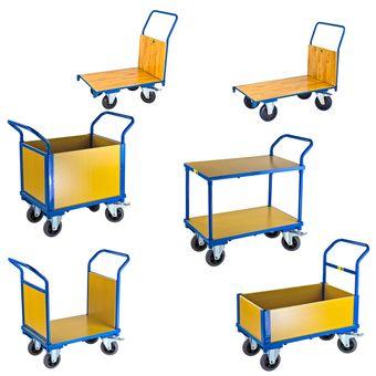 ADB Transportwagen / Etagenwagen Auswahl – Bild $_i