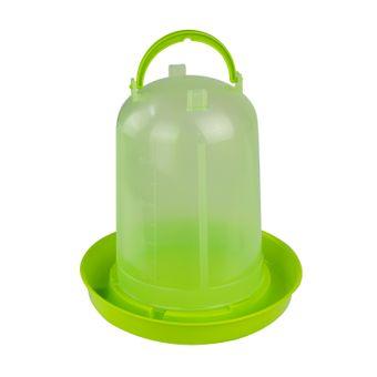 MenaVet Geflügeltränke PVC Grün oder Rot (1,5 - 10 Liter) – Bild $_i