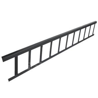 Schneefanggitter / Schneesicherung 150 cm lang (versch. Farben) – Bild $_i