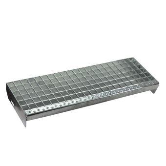 Gitterroststufen / Metallgitter für Stufen versch. Größen – Bild $_i